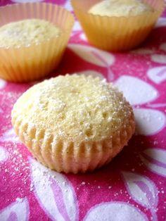 Cuisine à la vapeur : gâteau à la vapeur, petits moelleux au citron et à l'huile d'olive (bon avec zest de citron biologique)