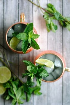 delta-breezes:  Moscow Mule Cocktail | How To Simplify