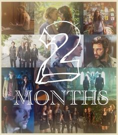 TWO MONTHS YOU GUYS. AH! NO, im crying again :'D