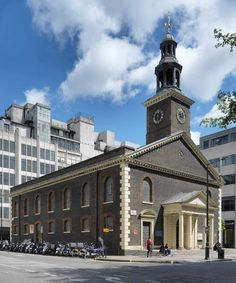 Oxford Chapel (St Peter, Vere Street)  © Chris Redgrave/English Heritage