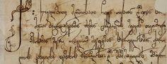 Georgian calligraphy - Wikipedia - a beautiful hand.