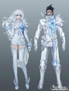 eiriz-aion: These should be the new abyss set in... - The Art of Aion Online