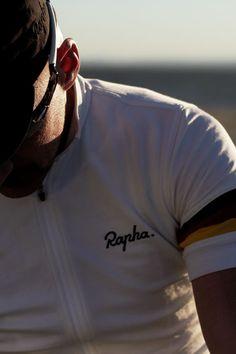 Rapha cycling.