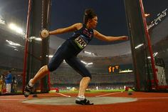 Discus Throw    Flash: Brown Trafton wins Women's Discus Throw gold