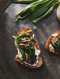 Ramps Are Here! Stop Freaking Out And Go Make These Recipes