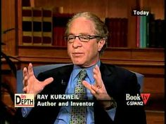 3 hour interview with Ray Kurzweil - YouTube