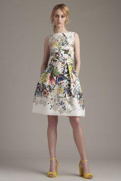 Monique Lhuillier Resort 2016 Fashion Show  Complete Collection - Style.com  Alta Moda afec0df3ad6