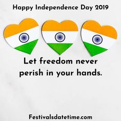 Independence Day is India is celebrated on the of August, to commemorate the day India became free from the British rule after years of struggle. It is considered a National Holiday and is… Happy Independence Day Images, Independence Day Wallpaper, Independence Day Wishes, August Images, Happy New Year Images, Independent Quotes, Festival Dates, Instagram Status, Alphabet Images