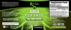 Abia Cleanse