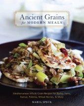 Whole grain cookbook