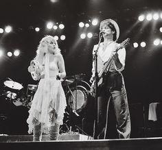 Stevie Nicks, Lindsey Buckingham, 1980