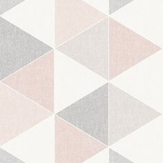 Scandi Triangle Wallpaper