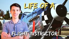 Life of a Flight Instructor in Canada Becoming A Pilot, Made Video, Resume, How To Become, Canada, Education, Youtube, Life, Job Resume