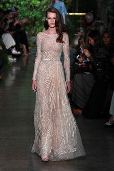 Elie Saab | Alta-costura | Verão 2015 - Vogue | Desfiles