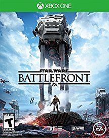 Immerse yourself in your Star Wars battle fantasies! Star Wars: Battlefront - PlayStation XBox One, PC. Star Wars Gifts for Star Wars Fan(atic)s! Jeux Xbox One, Xbox One Games, Ps4 Games, News Games, Games Consoles, Playstation Games, Xbox Xbox, Tie Fighter, X Wing