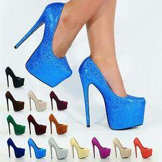Can sum one say heels Slip On Pumps, Platform Stilettos, Stiletto Shoes, Peep Toe Shoes, High Heels Stilettos, Platform Shoes, Rupaul, Clubwear, High Heels