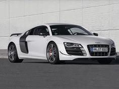 2012 Audi R8 GT Luxury Sports Car