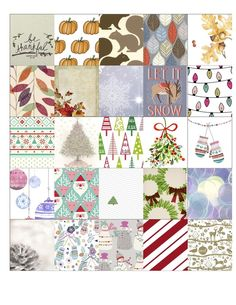Full square boxes for your Erin Condren Life Planner