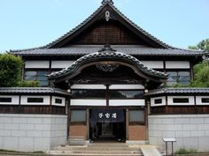 30 architectural gems from the 19th and early 20th century Tokyo were restored and relocated to this space.