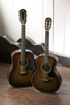 ba9902d6d1664 Taylor Guitars 300 series 2016 Tasmanian Blackwood   Mahogany Top