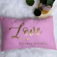 """the Love, """"Forever Affinity."""