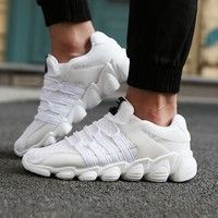 Kup si New Arrival Men Casual Sneakers Sport Running Air Cushion Shoes Basketball Shoes for Men Chaussures De Basket-ball Chaussures Pour Homme za Wish - Nakupování je zábava