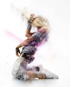 55 Just Gorgeous Dance Photo Manipulation Artworks