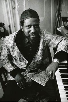 Thelonious Monk, New York City - 1963 - photo by Jim Marshall