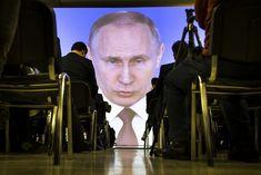 Vladimir Putin presenta al mundo el armamento Sarmat; su nueva e invencible arma nuclear