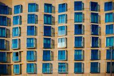 windows pattern by Sergio Del Rosso, via 500px