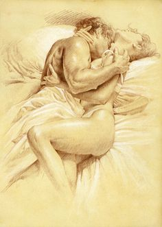 """Walter Girotto; Drawing, """"PASSIONE"""""""