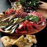 Italian food buffet for a wedding or events by Italian Secrets
