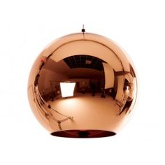 CopperShade 45cm / Pendant Lights by Tom Dixon