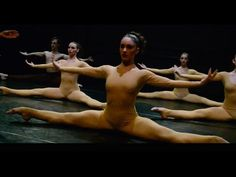 Martha Graham Dance Company - Master Class - YouTube