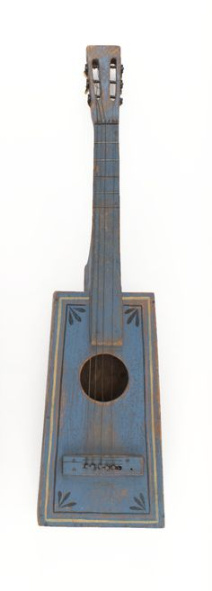 six string folk guitar