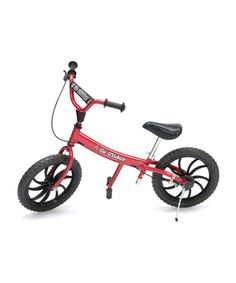 Take a look at this Red Go Glider by Glide Bikes on #zulily today!
