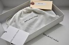 Image result for balenciaga packaging