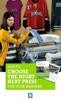 Whether you're new to heat printing and looking for your first heat press, replacing your existing press with a new model, or adding a heat press to increase your business��s production, you need to know what to look for.   From basic elements like press t