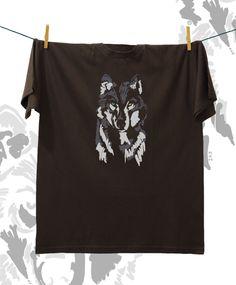 Camiseta ·MXH· Lobo
