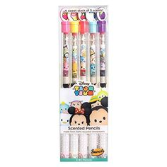 Disney Tsum Tsum Smencils 5-Pack of HB #2 Scented Pencils... https://www.amazon.com/dp/B01BH903PE/ref=cm_sw_r_pi_dp_U_x_xGvBAbY98053A