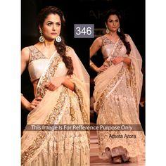 Amrita Arora Net Bollywood Dress
