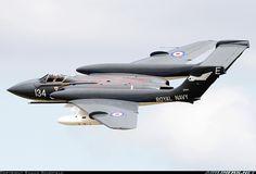 De Havilland Sea Vixen. Classic Aircraft Art&Design @classic_car_art #ClassicCarArtDesign