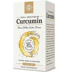 Full Spectrum Cúrcuma 30 cápsulas blandas – Herbolario Oriente