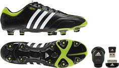 Adidas AdiPure 11pro TRX FG Zwart Groen
