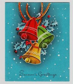 Christmas Bells...............