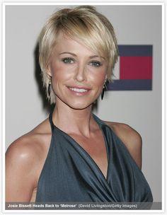 Josie Bissett Returns to 'Melrose Place' - Xfinity TV Blog