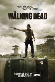 Police officer Rick Grimes leads a group of survivors in a world overrun by zombies.