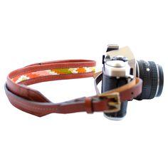 The Classic Nomad Camera Strap on AHAlife