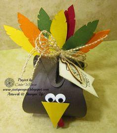 Just Sponge It, Curvy Keepsakes Box Thinlits, Four Feathers Bundle, Gratitude for Days stamp set, Thanksgiving, DIY, Stampin' Up!
