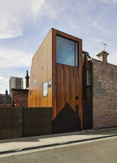 Proyecto: Casa Richmond  Arquitectos: Andrew Maynard  Ubicación: Melbourne, Australia #architecture